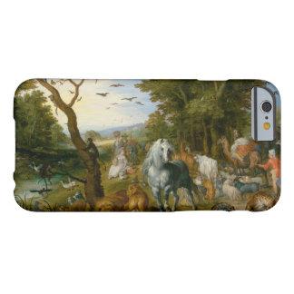 Jan Brueghel la anciano - la entrada de los Funda Barely There iPhone 6