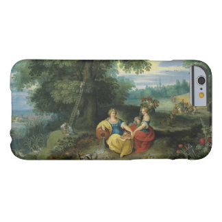 Jan Brueghel the Younger - An Allegory of Water Barely There iPhone 6 Case