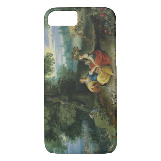 Jan Brueghel the Younger - An Allegory of Water iPhone 8/7 Case