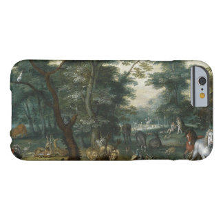 Jan Brueghel the Younger - Paradise Landscape Barely There iPhone 6 Case