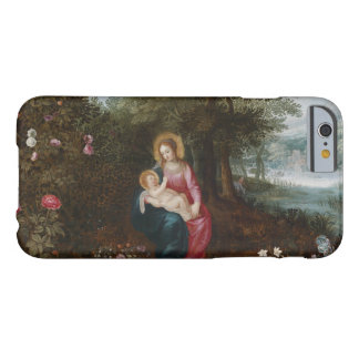 Jan Brueghel the Younger - The Rest on The Flight Barely There iPhone 6 Case