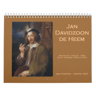 Jan de Heem - 2013 Calendar
