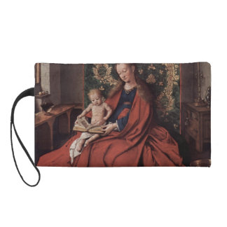 Jan Eyck- The Ince Hall Madonna Wristlet