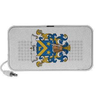 Jan Family Crest Speaker System