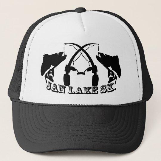 Jan Lake Crest Trucker Hat