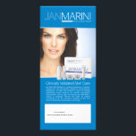 """Jan Marini Skin Research - Rack Card<br><div class=""""desc"""">Drive sales and convert consumers with co-branded rack cards by Jan Marini Skin Research.</div>"""