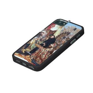 Jan Matejko- Bathory at Pskov iPhone 5 Covers