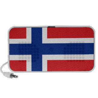 Jan Mayen Island Flag Mp3 Speaker