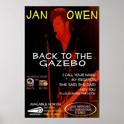 Jan Owen - As seen on TV Posters