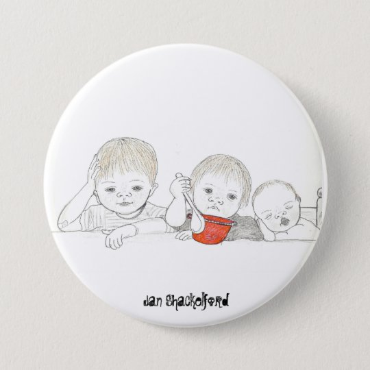 Jan Shackelford Baby Button #07