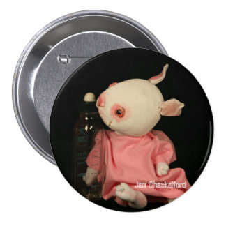 Jan Shackelford Bunny Button Lil