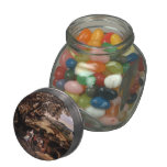 Jan Siberechts- A Pastoral Landscape Jelly Belly Candy Jar