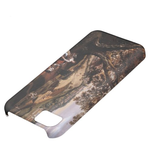 Jan Siberechts- A Pastoral Landscape Case For iPhone 5C