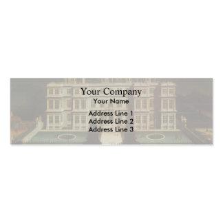 Jan Siberechts- A View of Longleat Business Card Templates