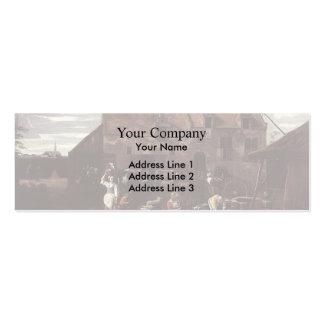 Jan Siberechts- The Market Garden Business Card Template