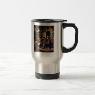 Jan Steen- Little collector Mugs