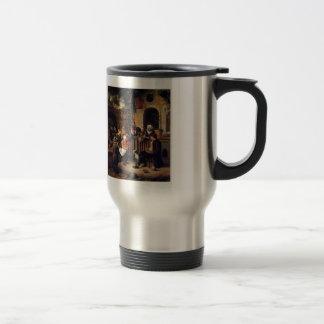 Jan Steen- Little collector Mug