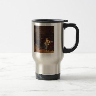 Jan Steen- Love Sickness Coffee Mugs