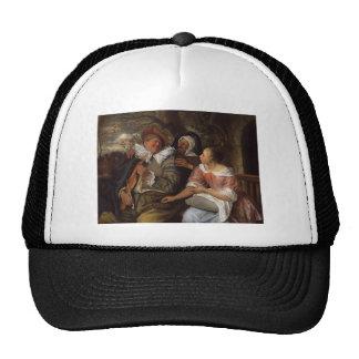 Jan Steen- Merry Threesom Trucker Hat