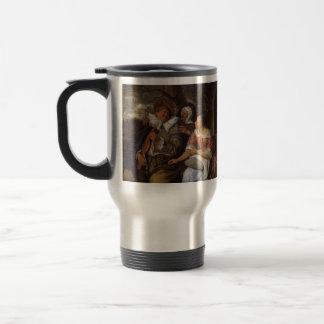 Jan Steen- Merry Threesom Mugs
