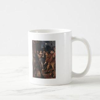 Jan Steen- Nocturnal Serenade Mugs