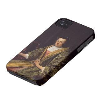 Jan Steen- Portrait of Geertruy Gael iPhone 4 Case-Mate Case