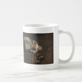 Jan Steen- Sick woman Mug