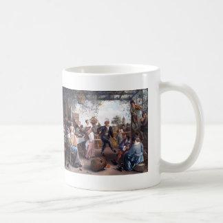 Jan Steen- The Dancing Couple Mug