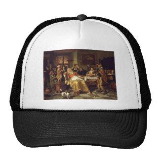 Jan Steen- Twelfth Night Hat