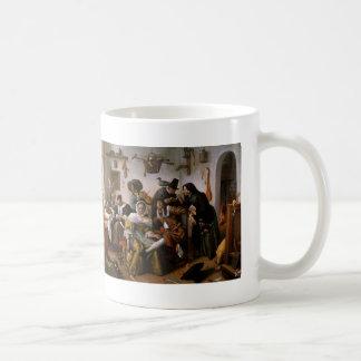 Jan Steen- Wealth is looking Mugs