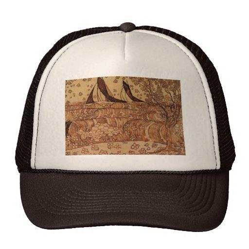Jan Theodoor Toorop - Waves Trucker Hat