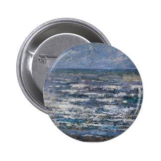 Jan Toorop- The Sea at Katwijk Pin