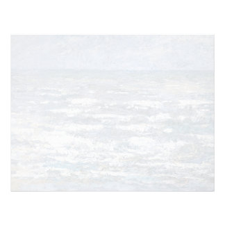 Jan Toorop- The Sea at Katwijk Letterhead Design
