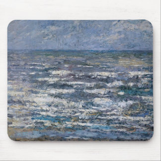 Jan Toorop- The Sea at Katwijk Mouse Pads