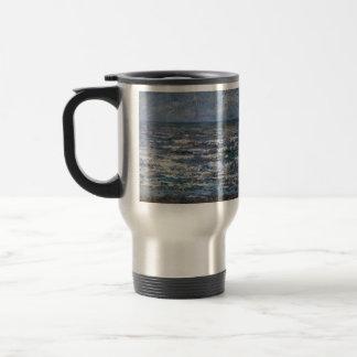 Jan Toorop- The Sea at Katwijk Coffee Mug