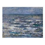 Jan Toorop- The Sea at Katwijk Post Cards