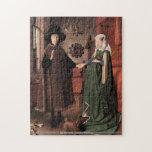 Jan Van Eyck - Arnolfini Wedding puzzle