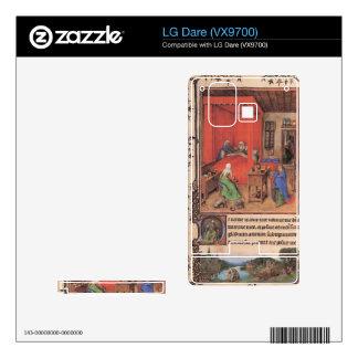 Jan Van Eyck - Birth of the Baptist LG Dare Skins