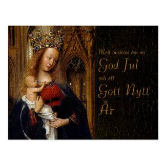 Jan van Eyck CC0304 Julkort Postcard