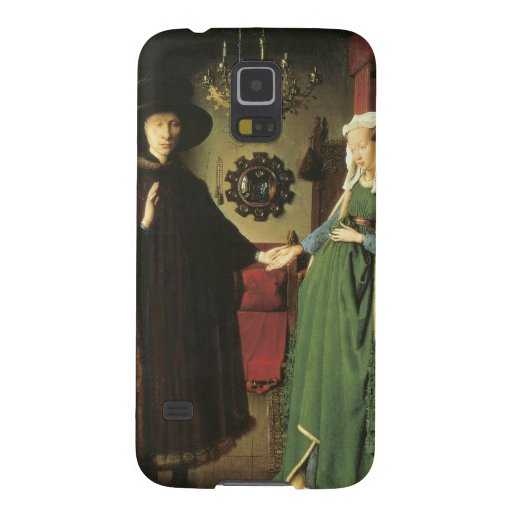 Jan van Eyck Marriage Galaxy Nexus Case