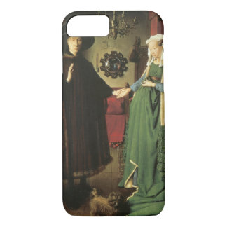 Jan van Eyck Marriage iPhone 7 Case