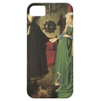 Jan van Eyck Marriage iPhone SE/5/5s Case