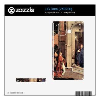 Jan Van Eyck - Proclamation Skins For The LG Dare