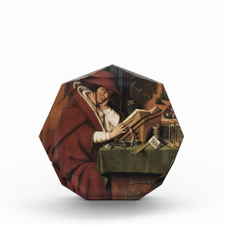Jan van Eyck- St. Jerome in his Study Award