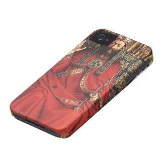 Jan van Eyck- The Ghent Altar (detail) iPhone 4 Case