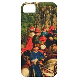 Jan van Eyck- The Ghent Altar (detail) iPhone 5 Covers
