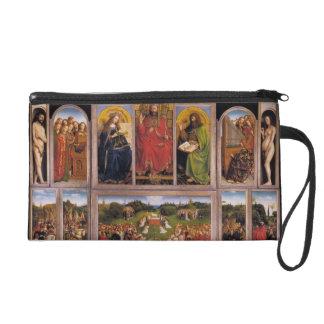 Jan van Eyck- The Ghent Altarpiece Wristlet Purses