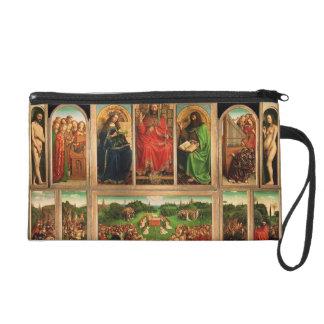 Jan van Eyck- The Ghent Altarpiece Wristlet
