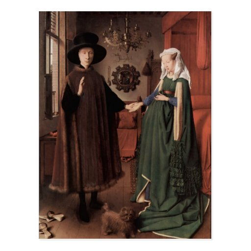 Jan van Eyck van Eyck, Jan 1387 1441 Maaseyck Brug Postcards