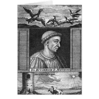 Jan van Ruysbroeck Cards
